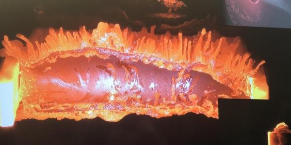 Зачем ученые расплавили части спутника?
