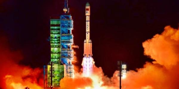 Синьхуа сказал, что космическая лаборатория проработала на орбите более 1000 дней, намного дольше, чем ее 2-летний расчетный срок службы.
