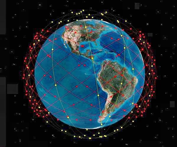 Ученые нашли способ обслуживания крупных скоплений спутников
