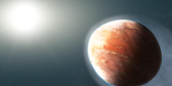 Телескоп Хаббл обнаружил самую горячую экзопланету