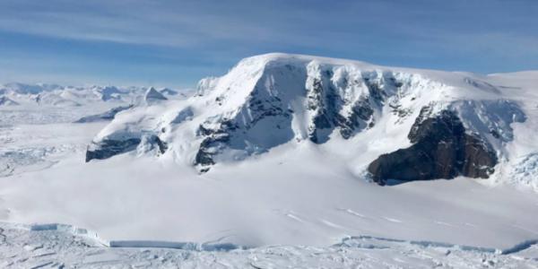 В Антарктике нашли звездную пыль
