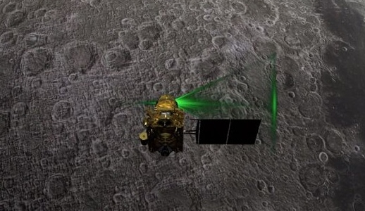 Чандраян-2 нашел потерянный «Викрам»