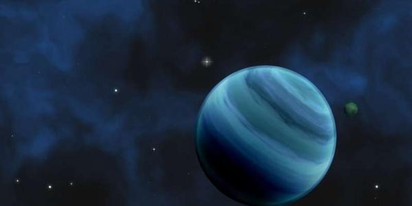 Симуляции объясняют гигантские экзопланеты с эксцентричными близкими орбитами