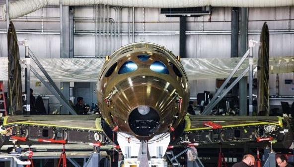 Virgin Galactic запустит первый экипаж для частных космических полетов для военного агентства