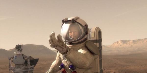 Неужели первым человеком на Марсе будет женщина?