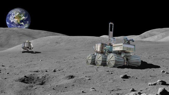Лунный толчок НАСА и международные возможности занимают центральное место SpaceCom 2019