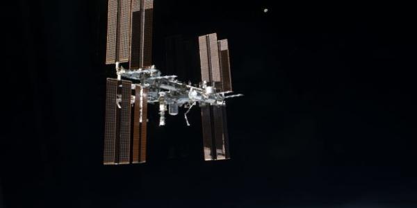 Путешествие на Марс начинается на космической станции