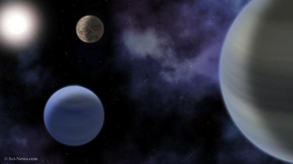 Ученые поняли, почему так мало планет, размером с Нептун – виноват «кризис летучести»