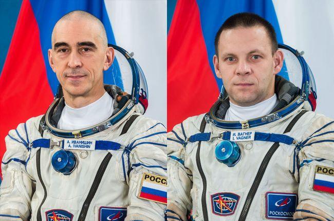 Россия заменяет двух космонавтов из-за проблем со здоровьем