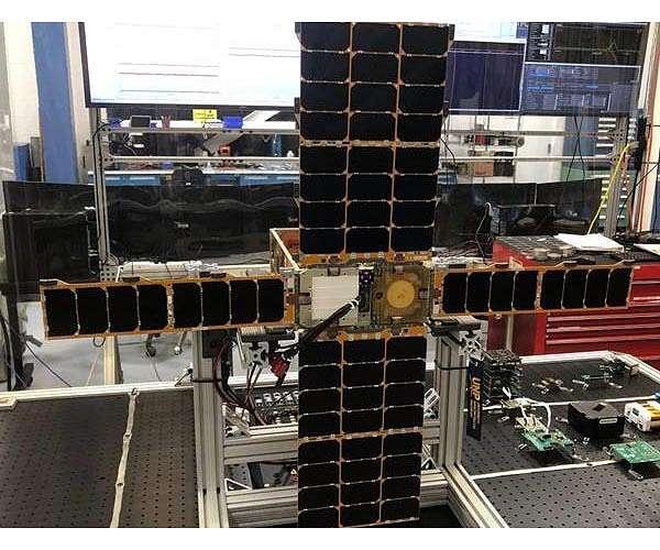 С МКС запускается спутник VPM