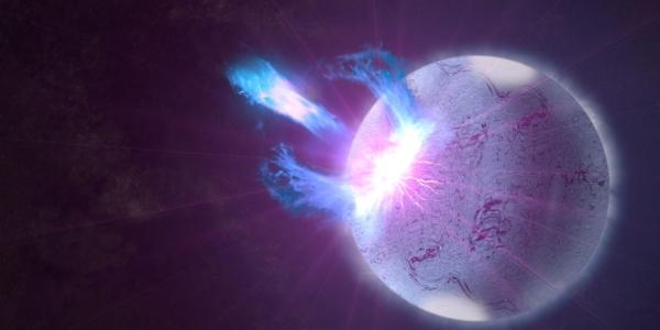Загадочные сверхмощные взрывы радиоволн зафиксированы внутри Млечного пути