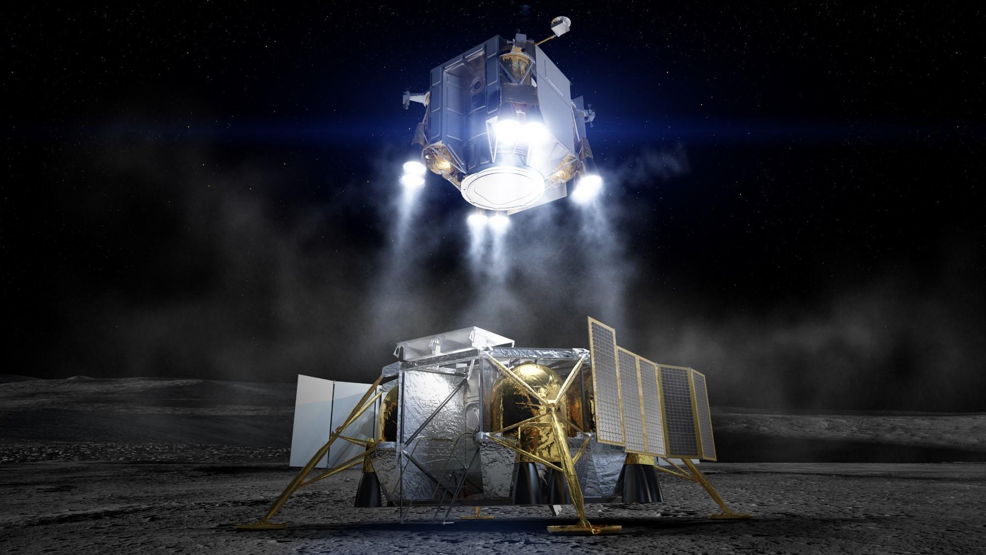 NASA: 25 тысяч за кусочек грунта с Луны