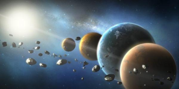 Новая космическая загадка - уникальная шестизвездочная система TIC 168789840