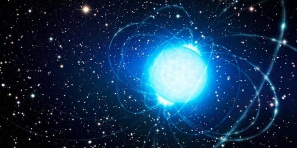 Самый шустрый и самый странный Космический детеныш попал в сети ученых