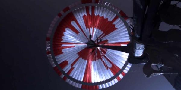 Шесть часов на разгадку секретного послания на парашюте марсохода Perseverance