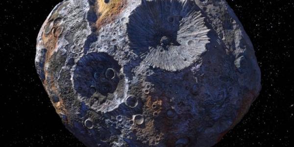 Астероид Психея 16 может оказаться совершенно не тем, чего ожидали