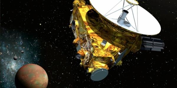К Плутону и за его пределы!