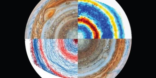 Тайна ветряных потоков Юпитера раскрыта!
