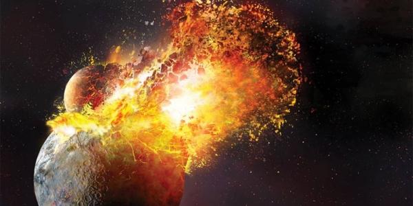 Когда ждать конца света? Когда Марс и Земля столкнутся?