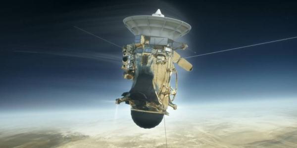 Эпическая миссия Cassini Saturn подошла к Большому финалу в этом месяце