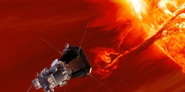 NASA строит корабль, который полетит в глубь Солнца