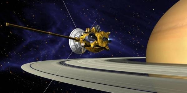 Скрестим пальцы – Кассини проходит между кольцами Сатурна