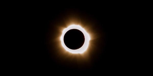 Наблюдение за солнечным затмением 2017 на высоте в сто тысяч футов