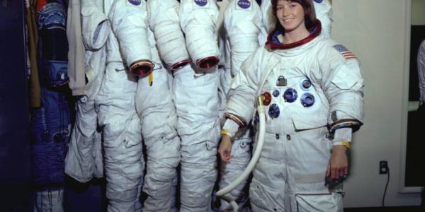 астронавт Анна Фишер