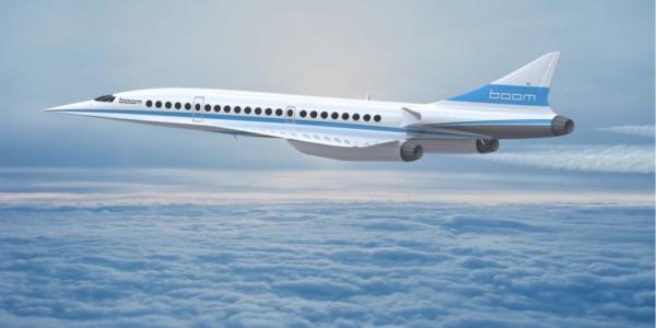 Пассажирская сверхзвуковая авиация к 2020?
