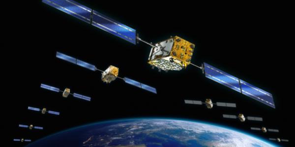 Немецко-британский консорциум выиграл еще одну сделку по созданию дополнительных восьми спутников Galileo
