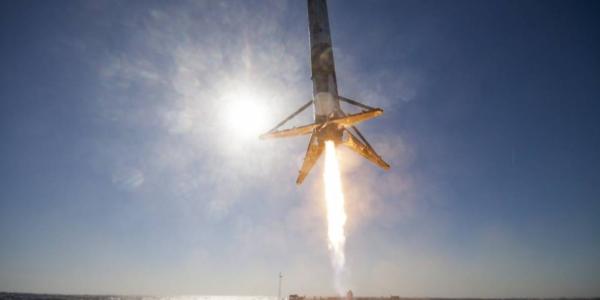 Взлет! Второй запуск SpaceX за три дня