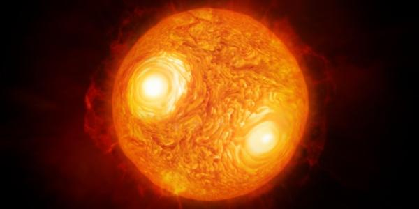 Новые исследования Антареса - новые открытия для человечества!