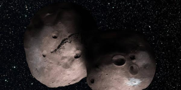 Следующей миссией New Horizons может оказаться бинарная пара в поясе Койпера