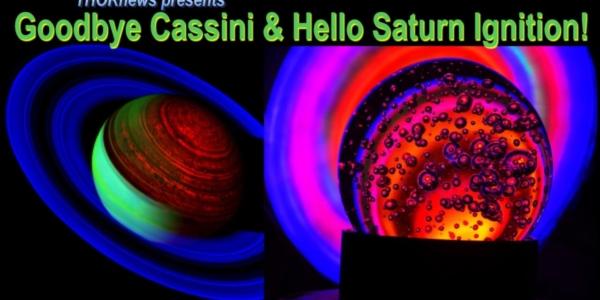Грандиозный финал миссии Кассини: ученые сделают реквием из лун Сатурна и его колец