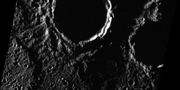 На удивление морозный Северный полюс паляще горячего Меркурия