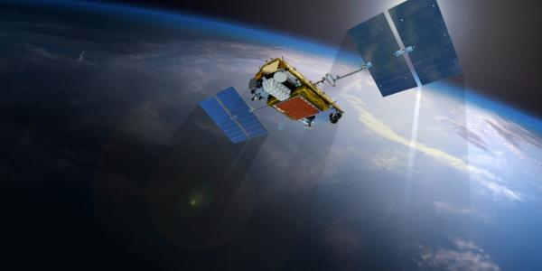 Запуск десяти спутников - наблюдаем в режиме live