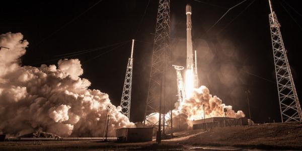 Очередная неудача знаменитой компании SpaceX