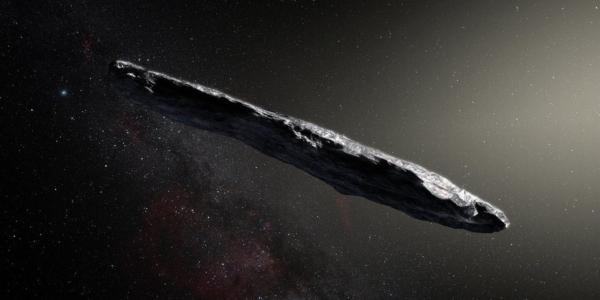 Первый известный межзвездный визитер становится все таинственней
