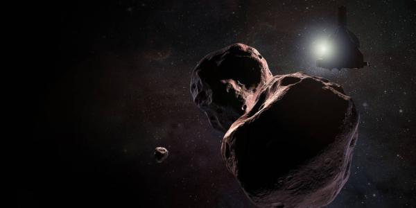 Мы уже знаем, куда отправится New Horizons