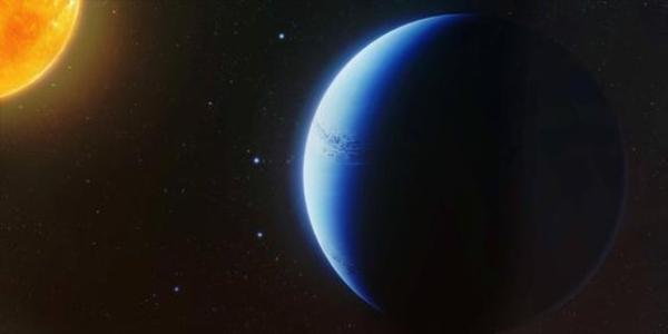 Этот инопланетный безоблачный мир!