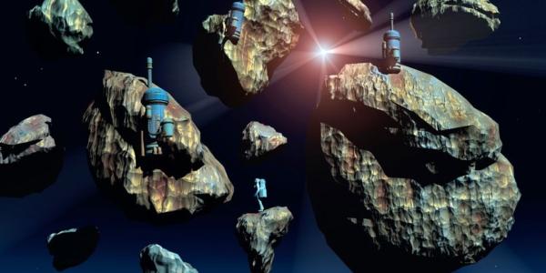 Следует ли нам заниматься добычей полезных ископаемых в космосе?