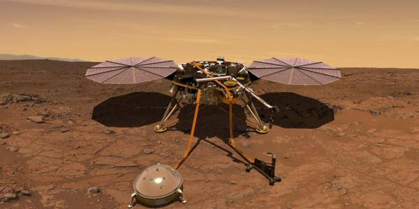 Почему NASA ожидает марсотрясения?