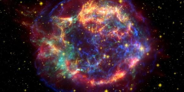 Новые опасения ученых: взрывы сверхновых могут стать причиной вымирания всего живого на Земле!