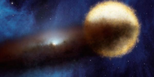 Ученые разгадали двухсотлетнюю тайну таинственного затмения звезды