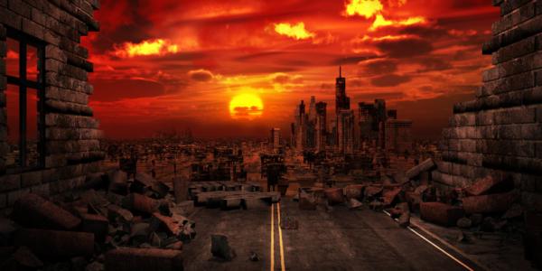 Опасная близость к переломному моменту в жизни нашей планеты! Скоро Земля сгорит в адском пламени!