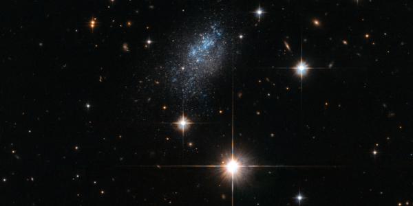 Ученые открыли ужасную карликовую галактику-спутник Млечного пути