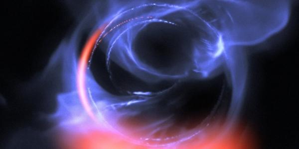 Астрономы стали ближе к черной дыре Млечного пути