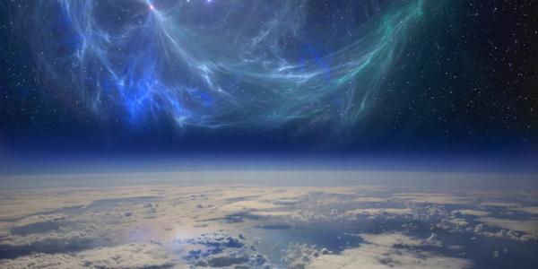 Взрывающиеся звезды убили земных монстров?