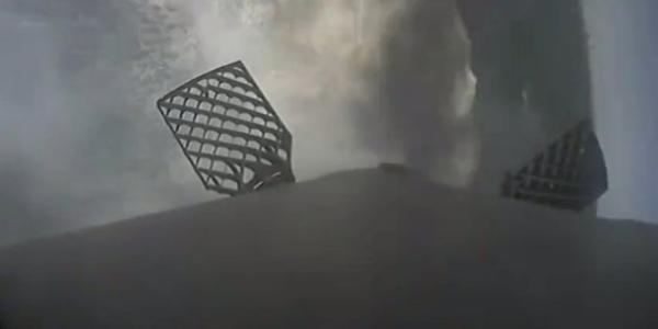 Очередные неудачи ракеты SpaceX