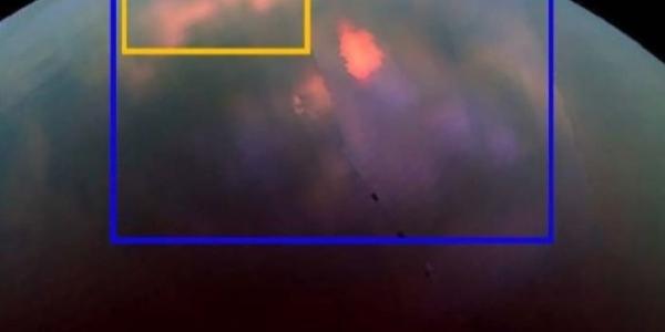 Кассини увидел дождь на северном полюсе Титана!
